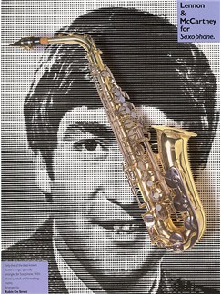 Lennon And McCartney For Saxophone Books | Saxophone, with chord symbols