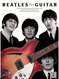 The Beatles Guitar Books | Guitar Tab, with guitar chord boxes
