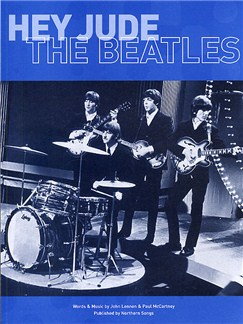 The Beatles: Hey Jude Books | Piano and voice, with guitar chord boxes