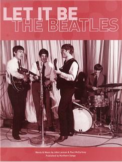 The Beatles: Let It Be Livre | Piano, Chant et Guitare (Boîtes d'Accord)