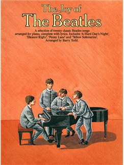 The Joy Of The Beatles Books | Piano, Vocal & Guitar (with Chord Symbols)