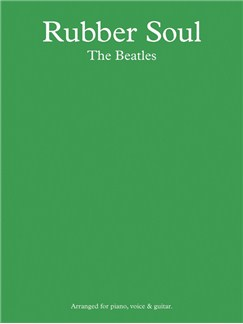 The Beatles: Rubber Soul Books | Piano, Vocal & Guitar (with Chord Boxes)