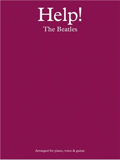 The Beatles: Help! Books | Piano and Voice, with Guitar chord boxes