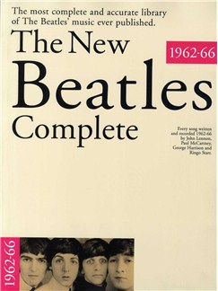 The New Beatles Complete Volume 1 1962-66 Books | Piano and Voice, with Guitar chord boxes