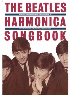 The Beatles Harmonica Songbook Books | Harmonica, with chord symbols