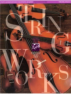 Stringworks: The Beatles 1 Libro | Cuarteto de Cuerda