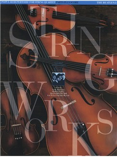 Stringworks: The Beatles 2 Books | String Quartet