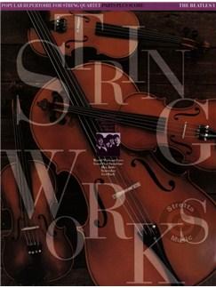 Stringworks: The Beatles - 4 Books | String Quartet