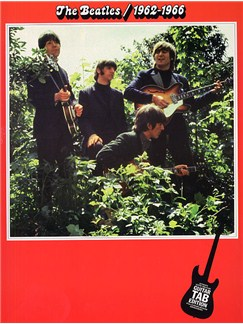 The Beatles: 1962-1966 Guitar Tab Edition Books | Guitar Tab (with Chord Boxes)