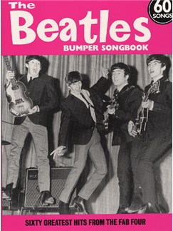The Beatles Bumper Songbook Books | Piano and Voice, with Guitar chord boxes