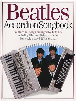 The Beatles Accordion Songbook Books | Accordion, with chord symbols