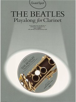 Guest Spot: The Beatles Playalong For Clarinet Books and CDs | Clarinet