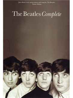 The Beatles Complete (Compact Edition) Books | Melody line & lyrics, with chord symbols