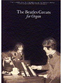 The Beatles Greats For Organ Books | Organ
