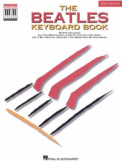 The Beatles Keyboard Book Books | Keyboard, with chord symbols