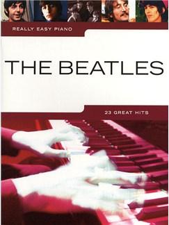 Really Easy Piano: The Beatles Livre | Piano