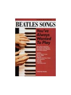 Beatles Songs You've Always Wanted To Play Livre | Piano