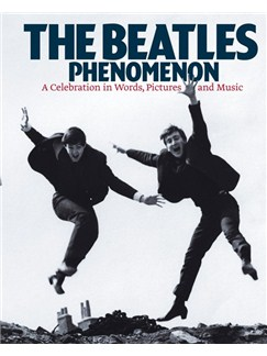 The Beatles Phenomenon Books | Melody Line, Lyrics & Chords