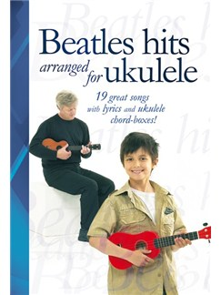 Beatles Hits Arranged For Ukulele Livre | Ukelele