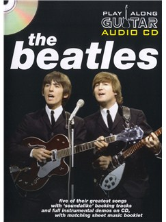 Play Along Guitar Audio CD: The Beatles Books and CDs | Guitar Tab