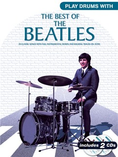 Play Drums With... The Best Of The Beatles Books and CDs   Drums