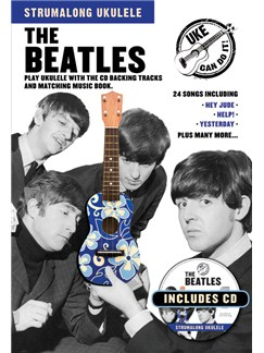 Strumalong Ukulele: Beatles Hits Books and CDs | Ukulele