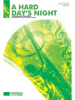 The Beatles: A Hard Day's Night (SAB/Piano) Books | SAB, Piano Accompaniment