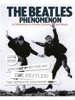 The Beatles Phenomenon (Slipcase Edition) Books | Melody Line, Lyrics & Chords