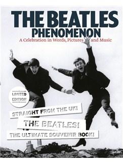 The Beatles Phenomenon Livre | Ligne De Mélodie, Paroles et Accords