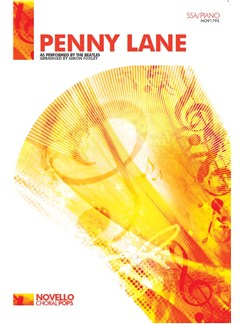 The Beatles: Penny Lane (SSA/Piano) Books | SSA, Piano Accompaniment