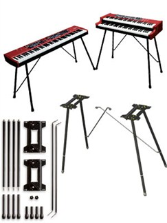 Nord: Keyboard Stand EX For 76EX / 88EX / C1  | Keyboard