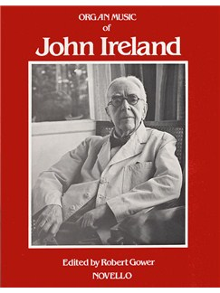 The Organ Music Of John Ireland Books | Organ