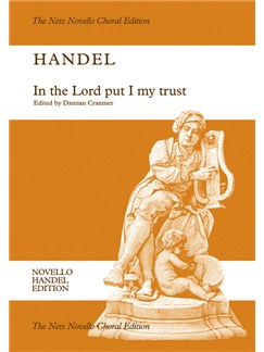 G.F. Handel: In The Lord Put I My Trust HWV 247 (Vocal Score) Books | SATB, Piano Accompaniment