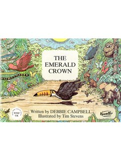 Debbie Campbell: The Emerald Crown (Vocal Score) Books | Voice, Piano Accompaniment