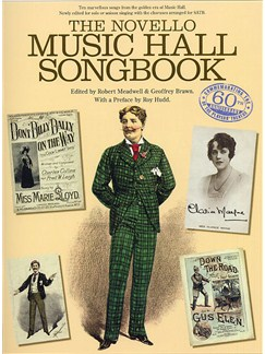 The Novello Music Hall Songbook Bog | SATB
