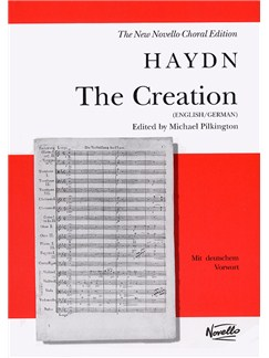 Franz Joseph Haydn: The Creation (Vocal Score) Books | Soprano, Tenor and Bass Soloists, SATB Choir, Piano Accompaniment