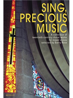 Sing, Precious Music (Comb Bound Edition) Books | SATB, Organ Accompaniment