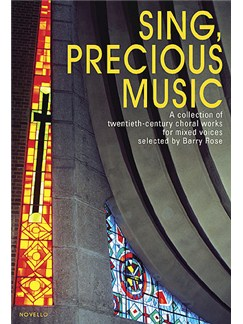 Sing, Precious Music Books | SATB, Organ Accompaniment