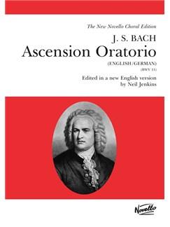 J.S. Bach: Ascension Oratorio - Vocal Score Libro | SATB