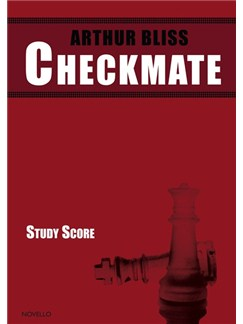 Arthur Bliss: Checkmate - Complete Study Score Books | Orchestra