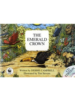 Debbie Campbell: The Emerald Crown (Book/CD) Books and CDs | Voice, Piano Accompaniment