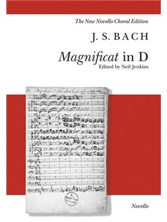 J.S. Bach: Magnificat In D Livre | SATB, Accompagnement Piano
