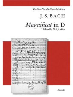 J.S. Bach: Magnificat In D Books | SATB, Piano Accompaniment