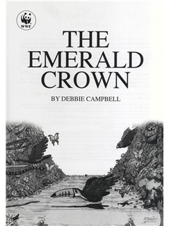 Debbie Campbell: The Emerald Crown - Pupil's Script Books | Voice