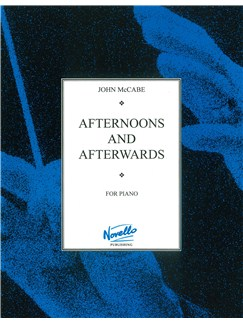 John McCabe: Afternoons And Afterwards Books | Piano