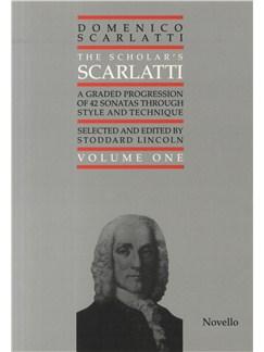 Domenico Scarlatti: The Scholar's Scarlatti Volume One Libro | Piano