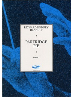 Richard Rodney Bennett: Partridge Pie Book 1 Books | Piano