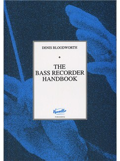 The Bass Recorder Handbook Books | Bass Recorder