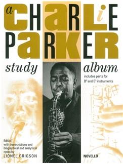 A Charlie Parker Study Album Books | Saxophone
