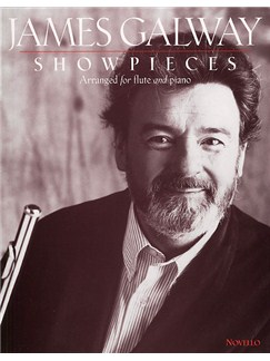 James Galway: Showpieces Books | Flute, Piano